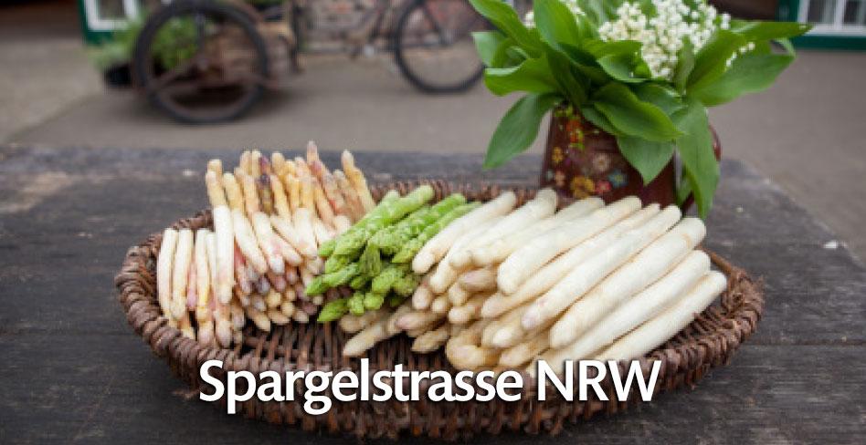 Die Spargelhöfe in NRW laden zum Schlemmen ein!