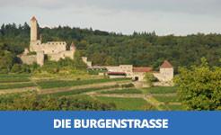 Die Burgenstraße entdecken!