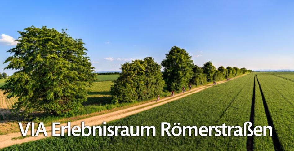 Römerzeit in Karte entdecken!