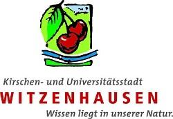 Logo Kirschen- und Universitätsstadt Witzenhausen. FERIENSTRASSEN.INFO