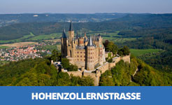 Die Hohenzollernstraße entdecken!