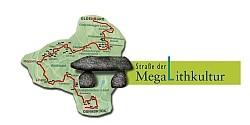 Logo Straße der Megalithkultur