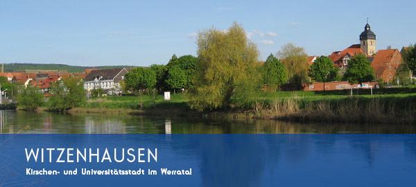 Die Kirschen- und Universitätsstadt Witzenhausen - Station der Grand Tour MYTHOS DEUTSCHLAND