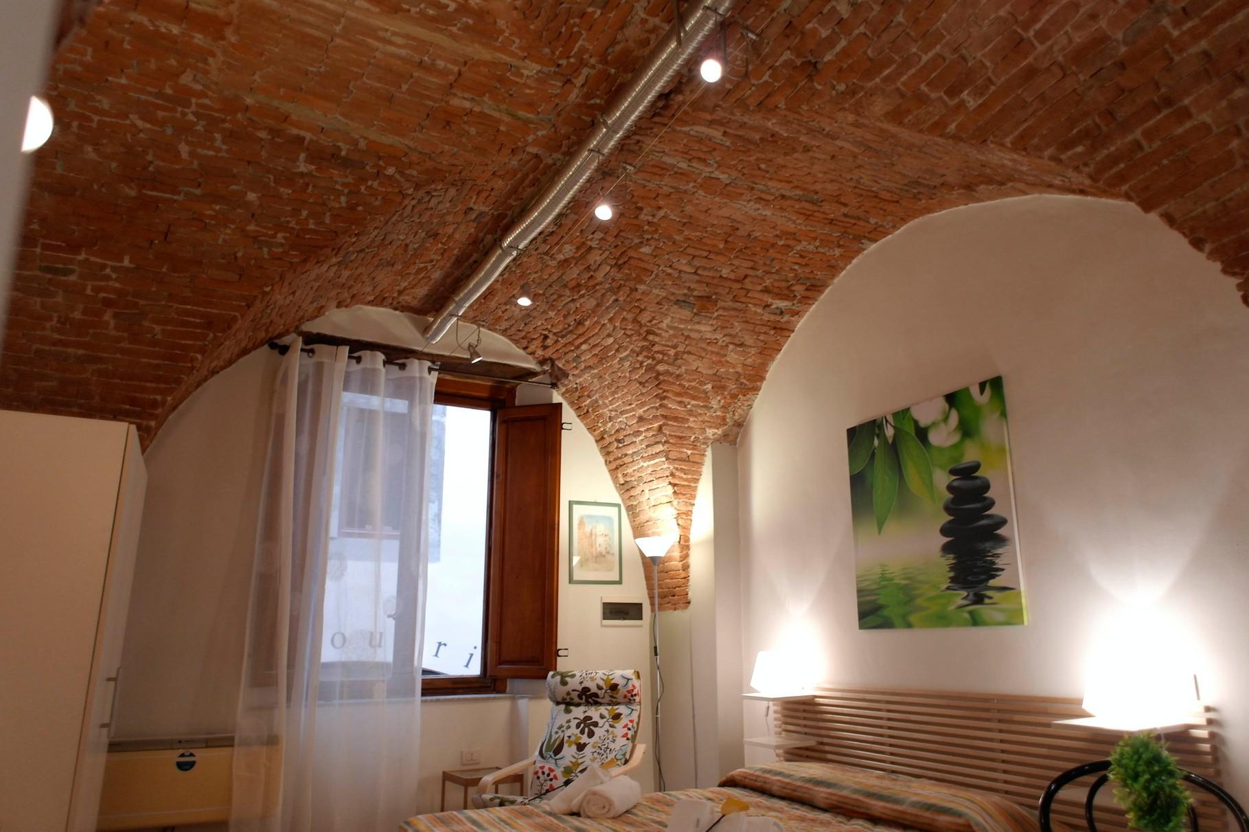 LE VOLTE Romantische loft in der Altstadt