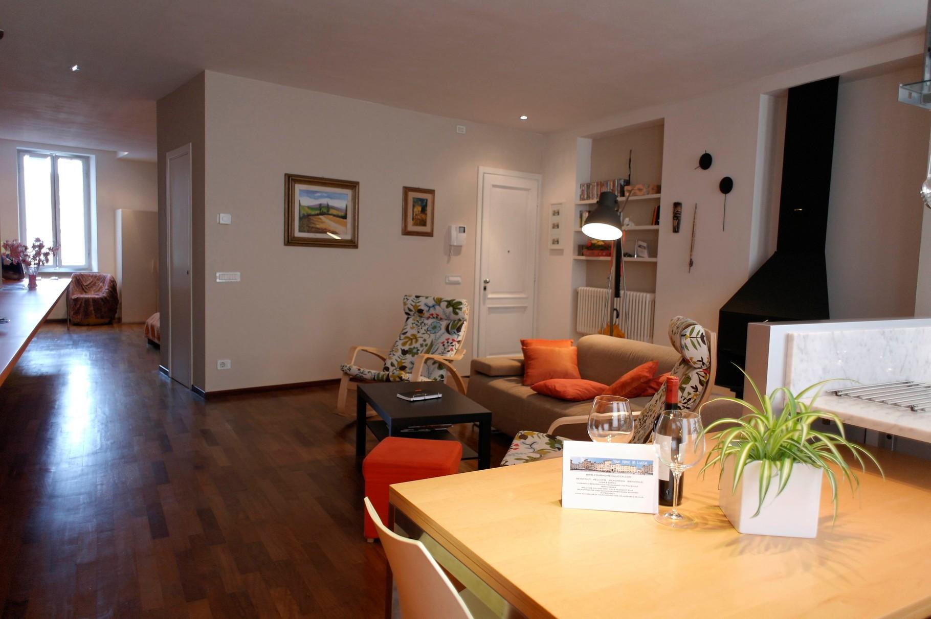 I BORGHI Design e open space, il nostro appartamento preferito
