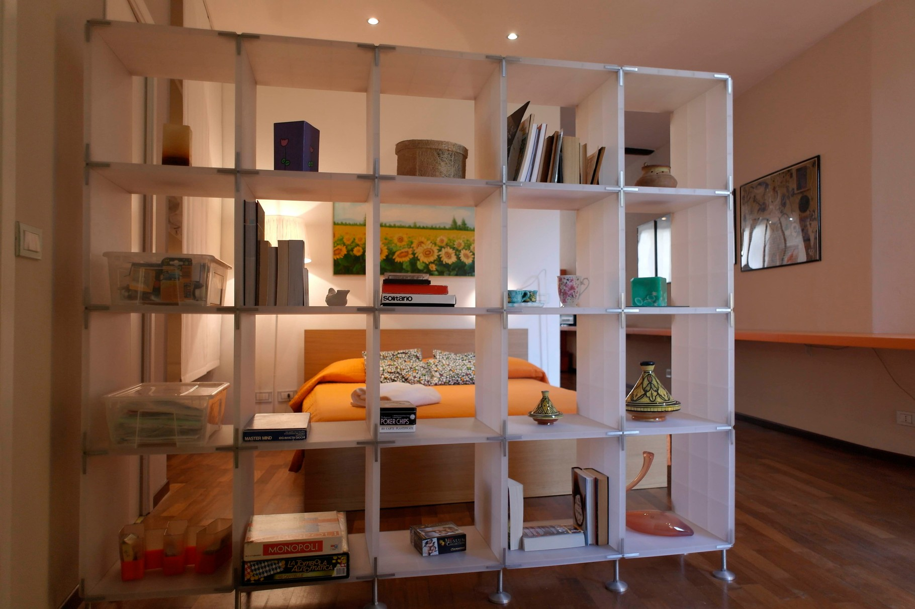 I BORGHI Design and open spaces, our favorite flat
