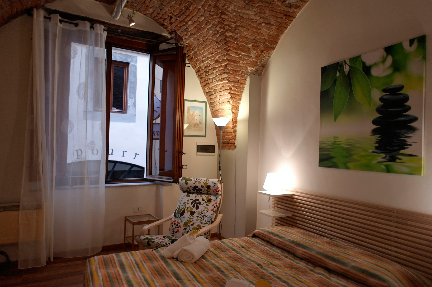 LE VOLTE Romantic studio inside city center