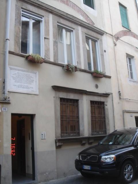 I BORGHI Vista esterna dell'appartamento