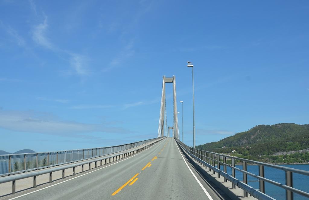 Ui ui ui diese Brücke