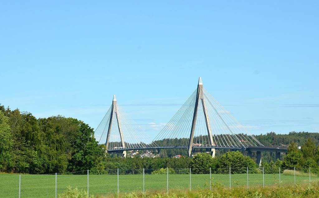 ...weitere Brücken warten auf uns