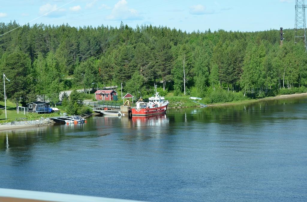 Am Liebsten würden wir zurück nach Norwegen