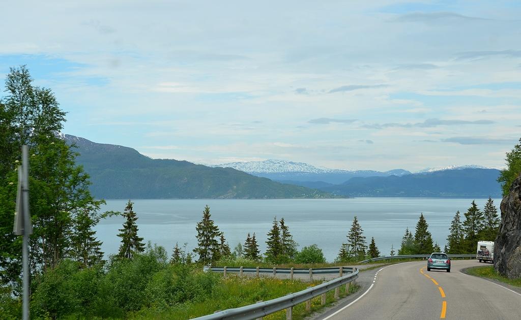 ...wie die Fjorde