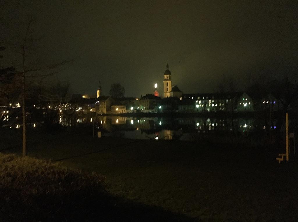Sylvesternacht in Kitzingen