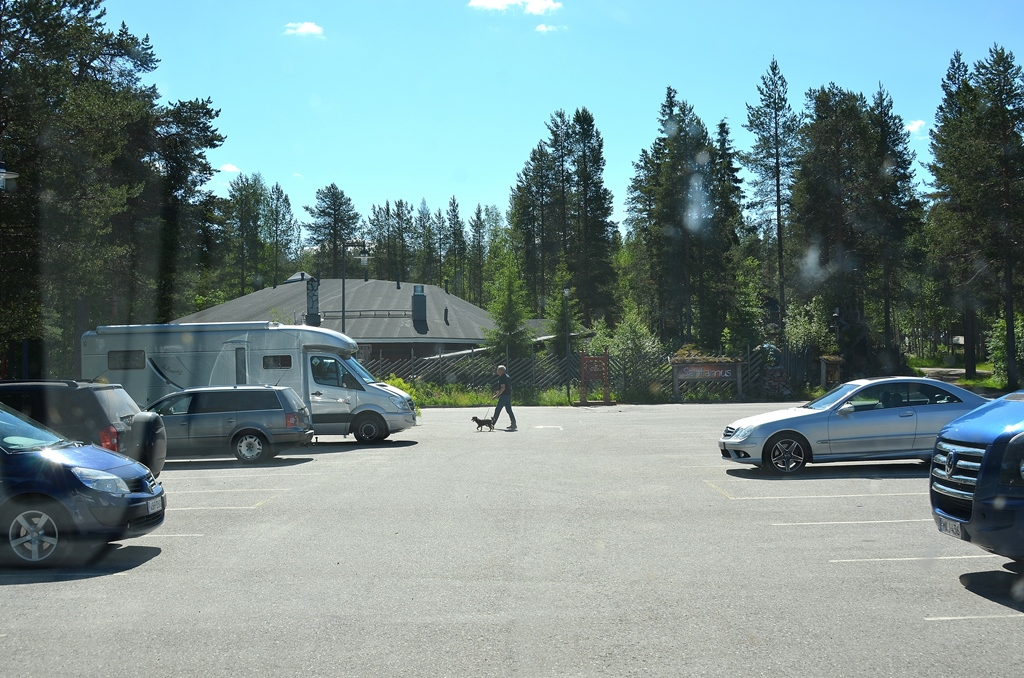 Samiklausdorf Rovaniemi