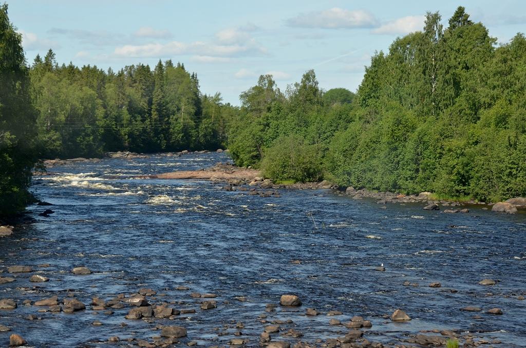 Was für ein Fluss