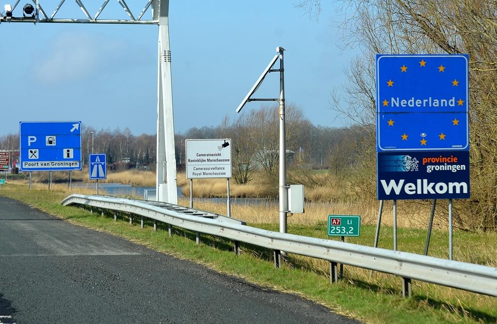 Auf nach Holland!