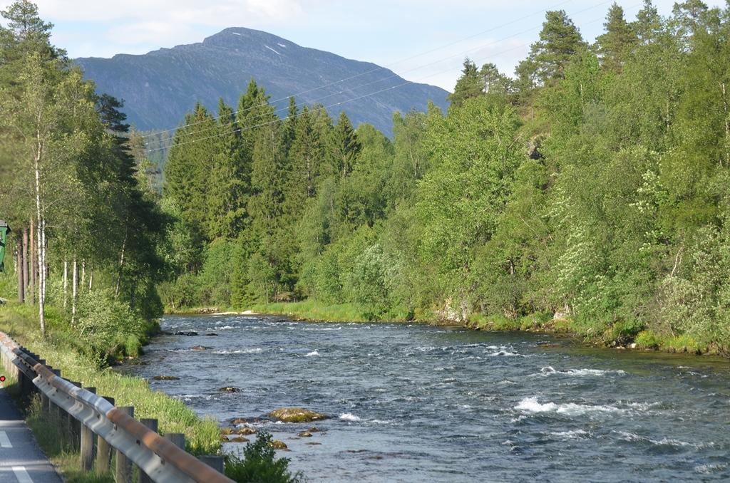 Wunderschöne Flüsse