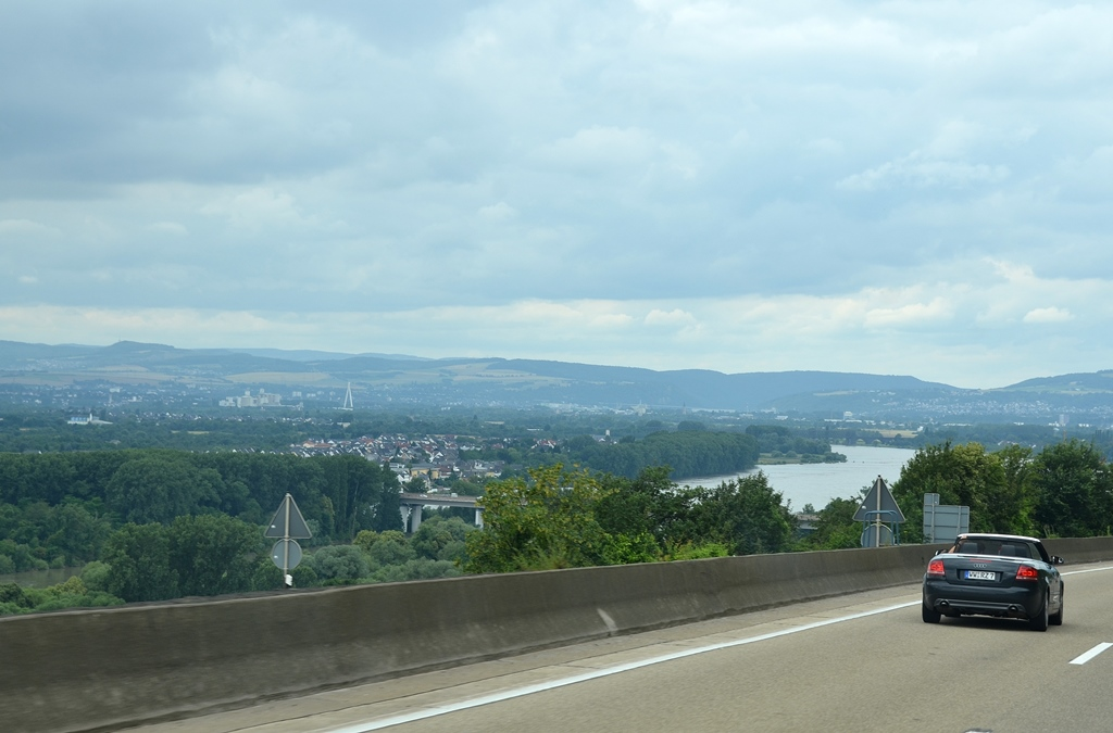 Rhein statt Fjord