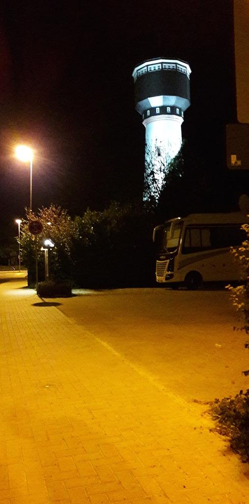 Stellplatz in Kehl