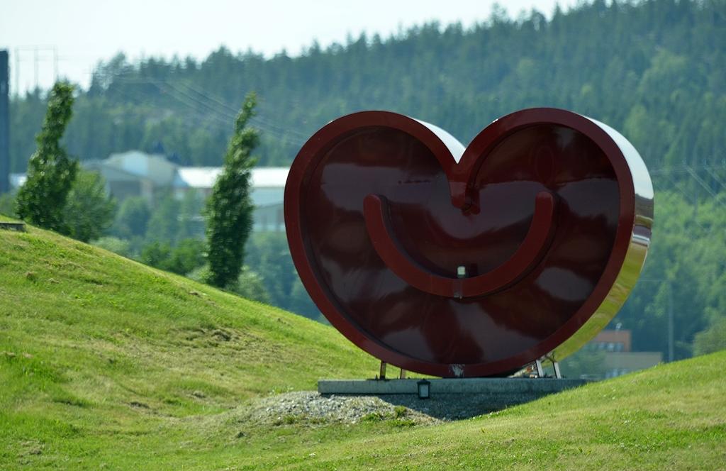 Eine Reise mit Herz