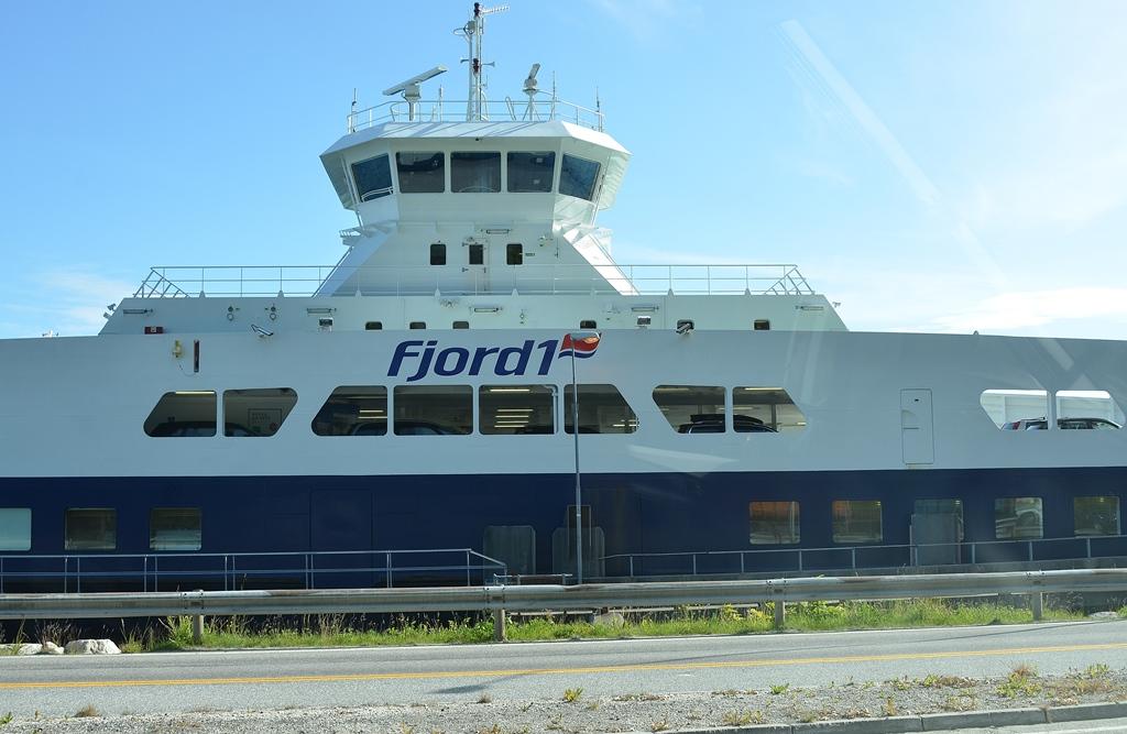 Fjord1 - unsere Lieblingsfähren
