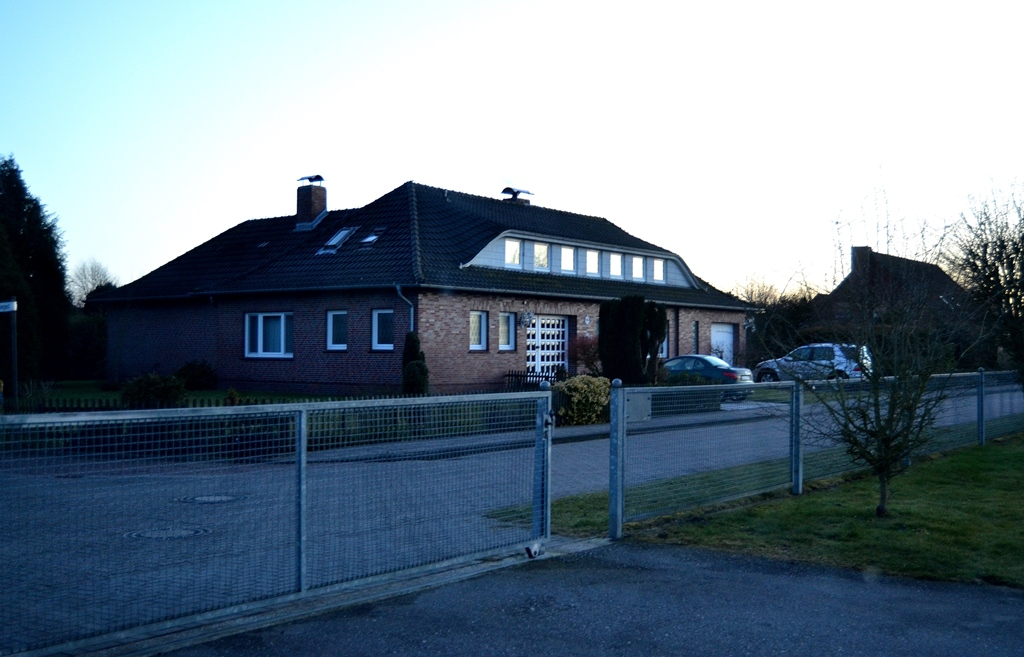 Stellplatz in Westerholt