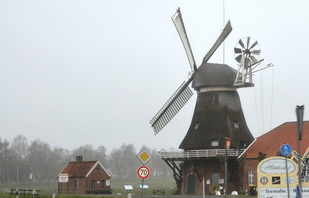 Windmühle gefunden
