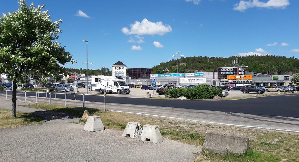 Noch ein Einkauf im schwedischen Coop