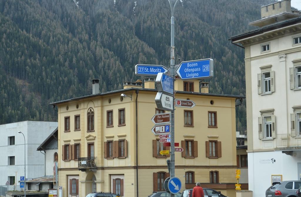 Weiter in den Süden der Schweiz unterwegs