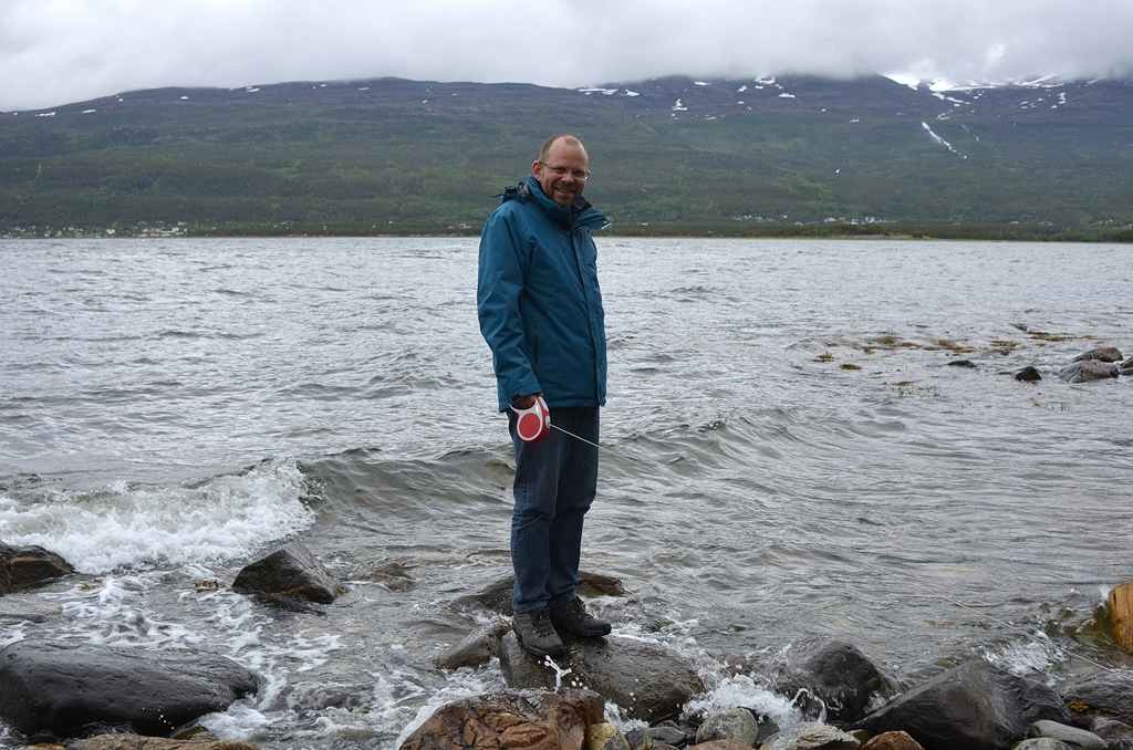 Wir lieben diese Fjorde...