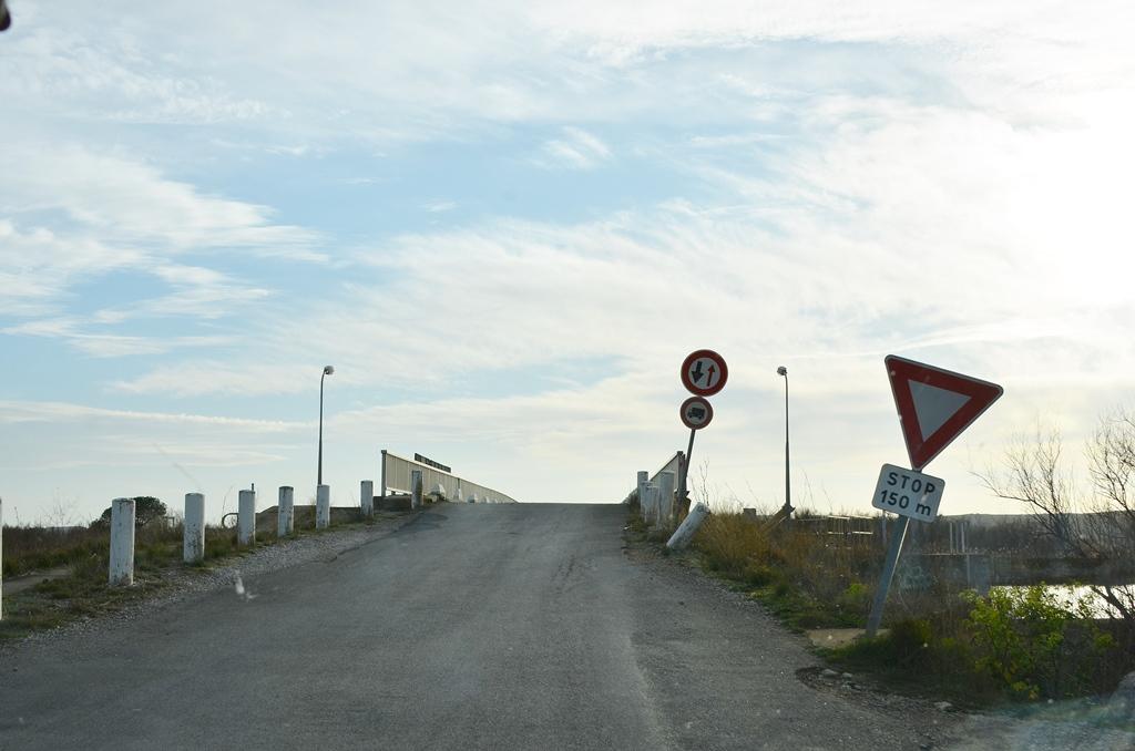 Hält diese Brücke unser Gewicht?