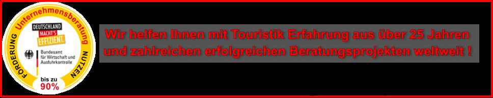 BAFA Förderung Reisebüros