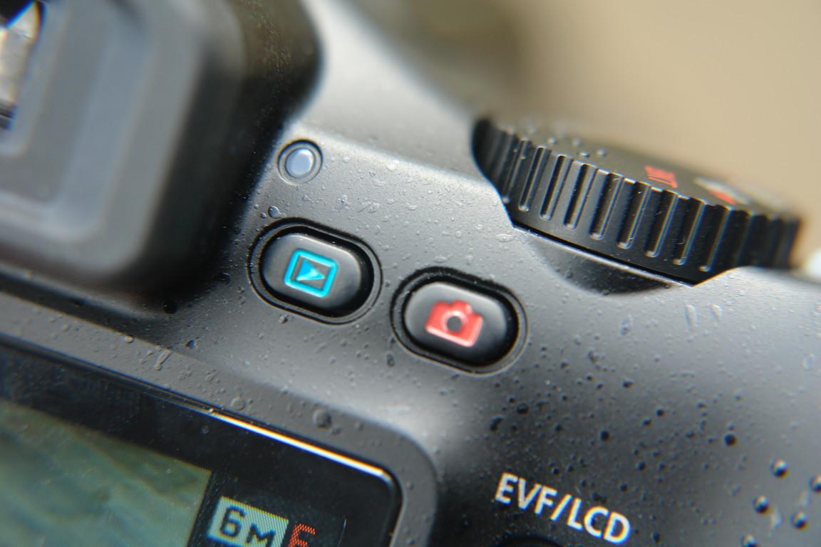 Umschalter für Bildbetrachtungs- / Aufnahme-Modus