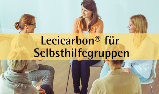 Lecicarbon für Selbsthilfegruppen zum Thema Verstopfung/Obstipation