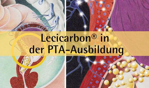 Lecicarbon in der PTA-Ausbildung