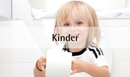 Kinder und Verstopfung