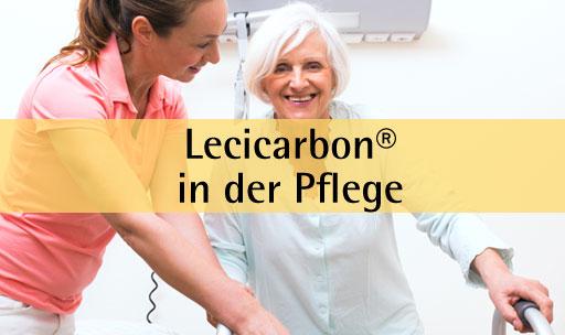 Lecicarbon in der Pflege
