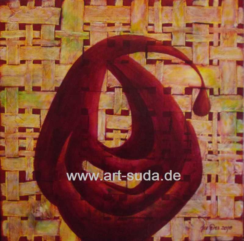 Flechtwerk III 40 x 40