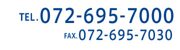 TEL072-695-7000