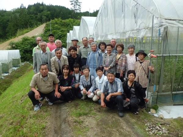 愛知県知多市の生産者の方々・・・