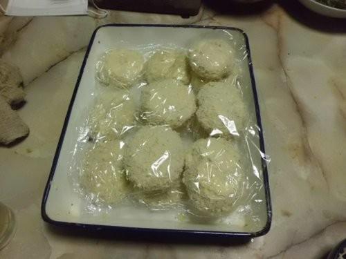 沢山作って、半分は冷凍コロッケにします