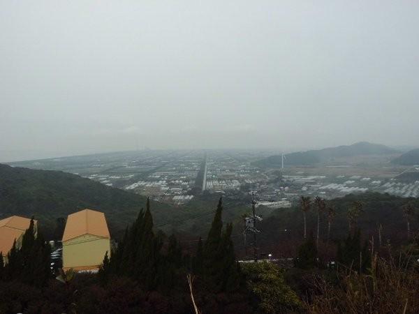 伊良湖ビューホテルからの景観