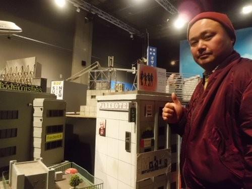 名古屋市科学館の特別展に行って来ました