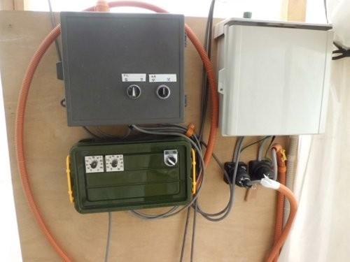 温室コントローラー