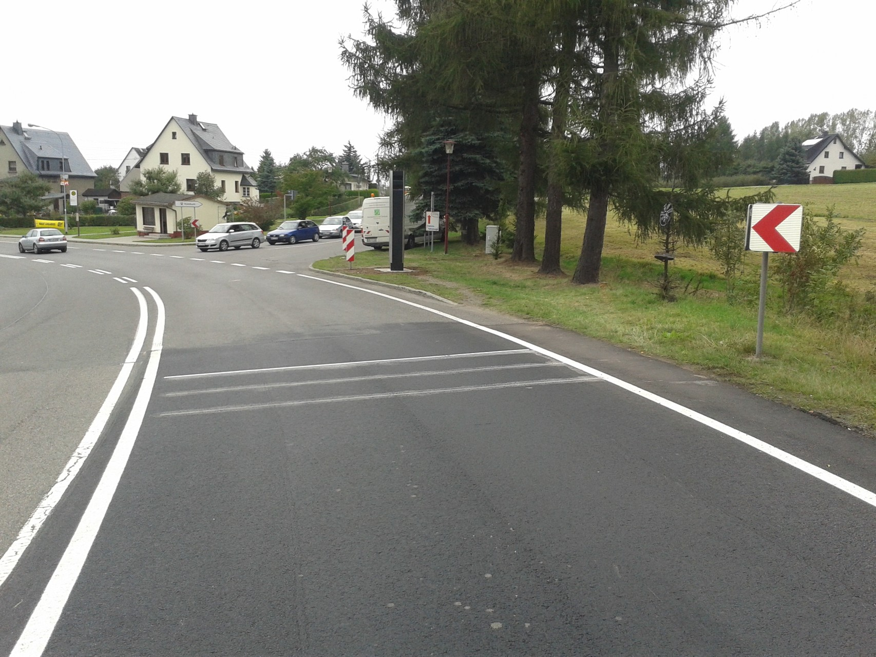 Verkehrsüberwachungsanlagen mit Sensortechnik