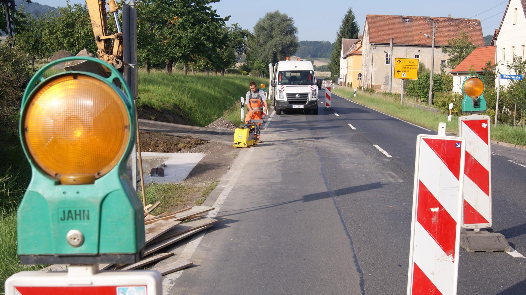 Sanierung von Straßendurchlässen