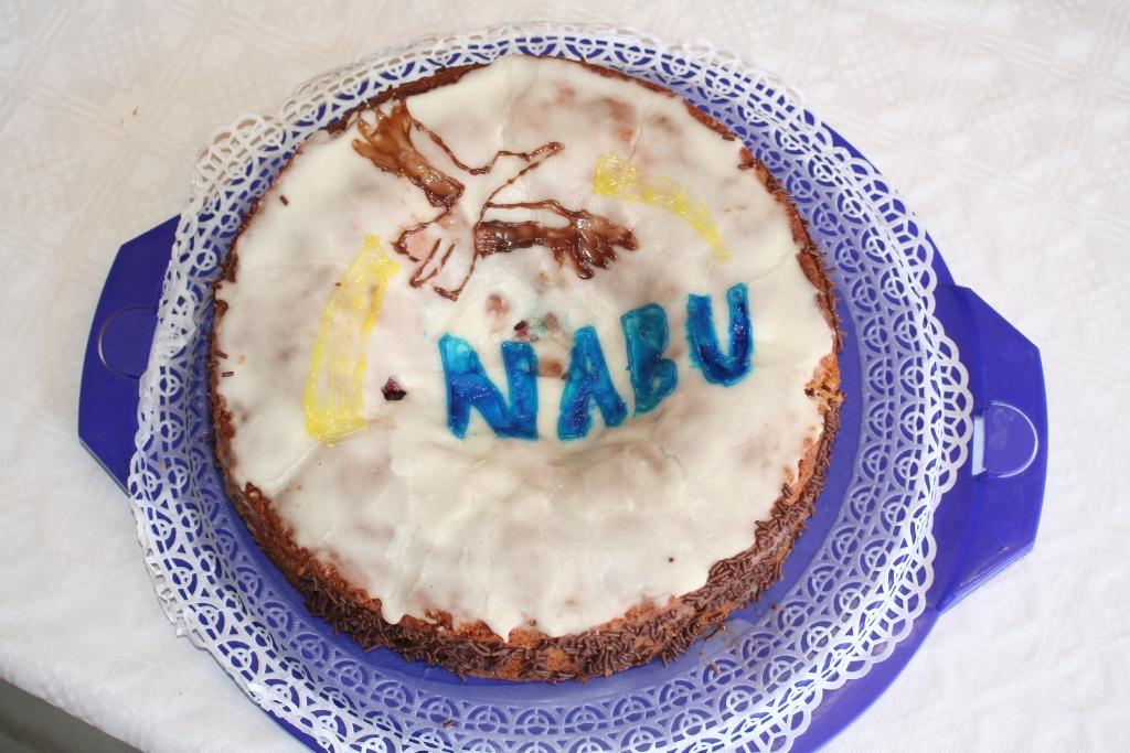 Der NABU ist zum Anbeißen gut!!!