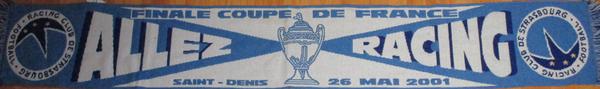 Finale de la coupe de France RCS - Amiens 0-0ap, 4-5tab (Contributeur : Pepito)