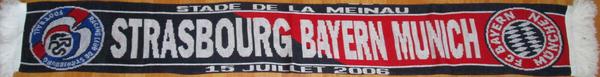Match amical RCS - Bayern Munich 2-0 (Contributeur : Pepito)