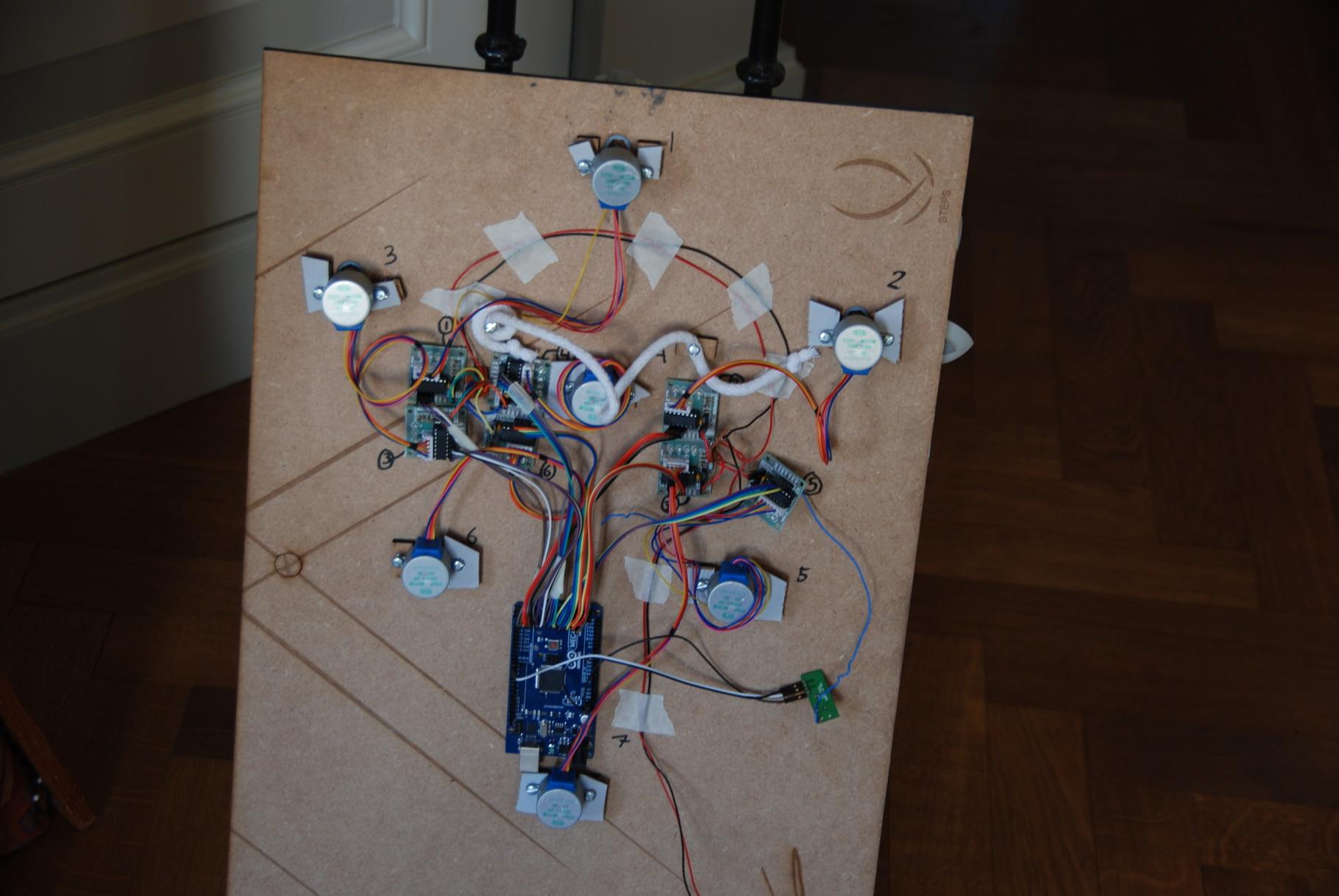 Technische details prototype